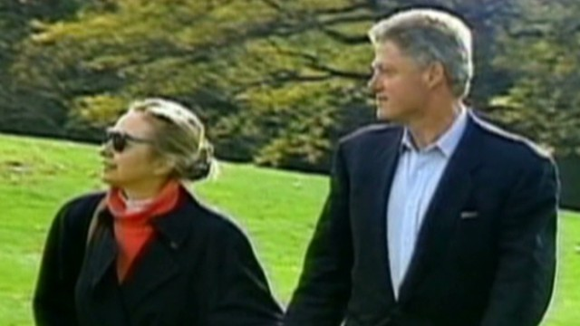 Diary: Hillary kept records for 'revenge'