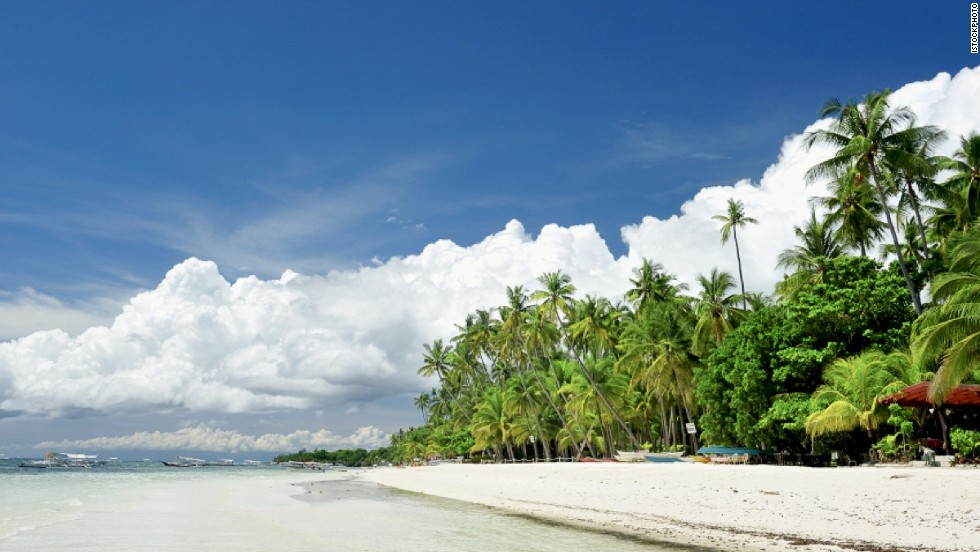 Just your average Panglao beach. Tired of looking at white sands yet? We're not even halfway through.