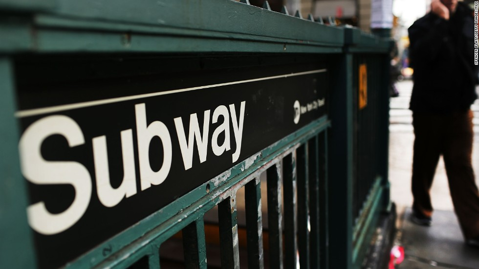 New York City subway ridership rose 5.18% July through September.