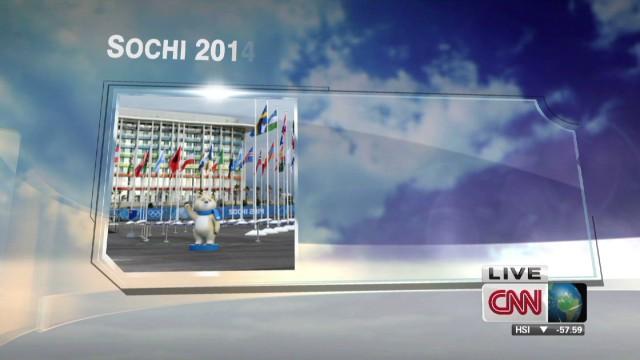 Sochi's massive overspend