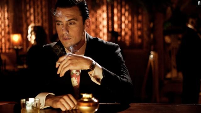 """Milo Ventimiglia starred in TNT's """"Mob City."""""""