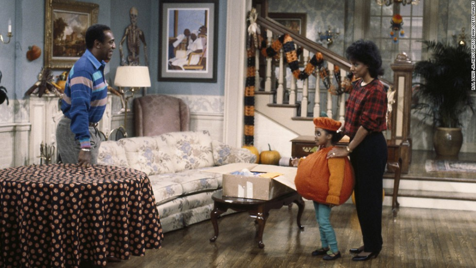 "Phylicia Rashad as attorney Clair Huxtable in ""The Cosby Show."""