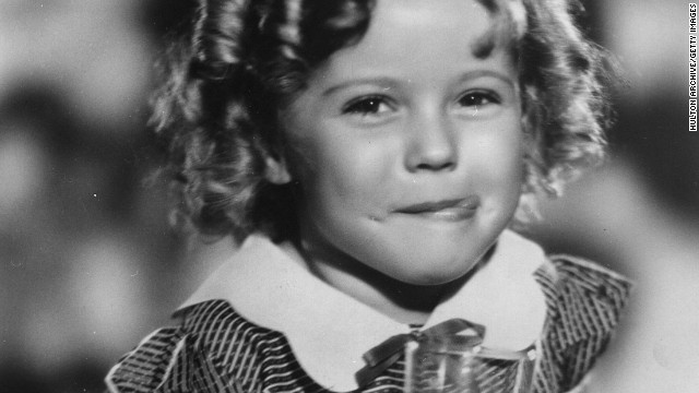 Publicist: America needed Shirley Temple