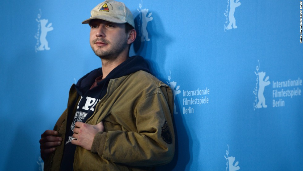 "Shia LaBeouf has been in the headlines a great deal, most recently for <a href=""http://www.cnn.com/2014/02/10/showbiz/celebrity-news-gossip/shia-labeouf-berlin/index.html?hpt=en_c2"">declaring he is no longer famous.</a> Do you remember when he was chasing fame as a youngster?"