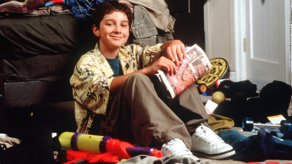 "LaBeouf courted the limelight from 2000 to 2003 with his role in the series ""Even Stevens."""