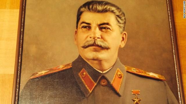 Inside Stalin's holiday villa