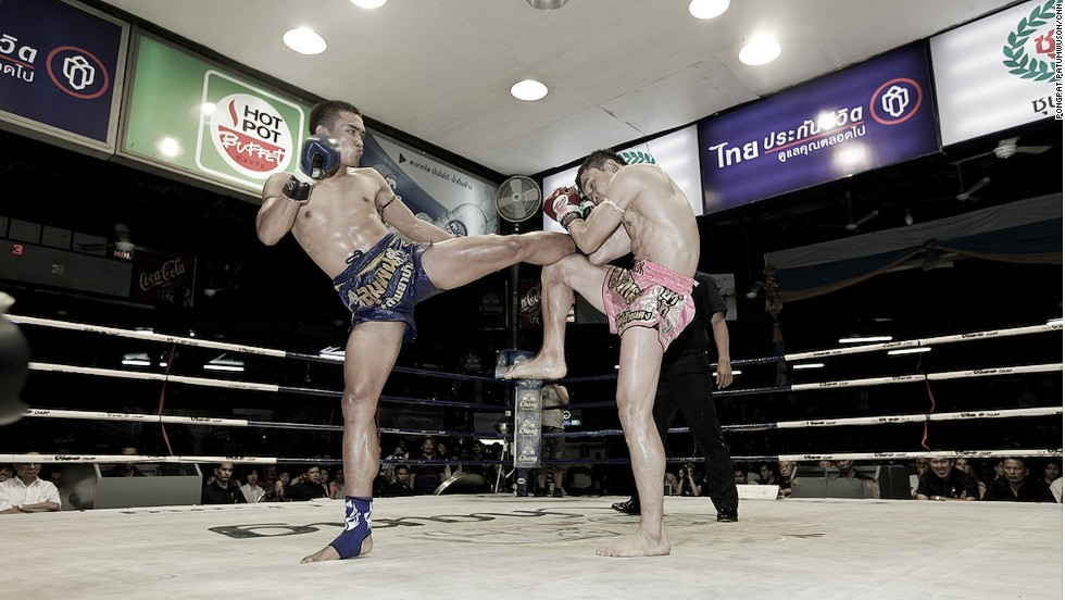 "For those who want to continue watching muay Thai in a venue with a bit of history attached to it, Lumpinee isn't Bangkok's oldest muay Thai stadium. That honor goes to the <a href=""http://www.rajadamnern.com/bcard/booking.asp"" target=""_blank"">Rajadamnern Stadium</a> (not pictured), which opened in 1945 and is still holding fight nights every Monday, Wednesday, Thursday and Sunday."