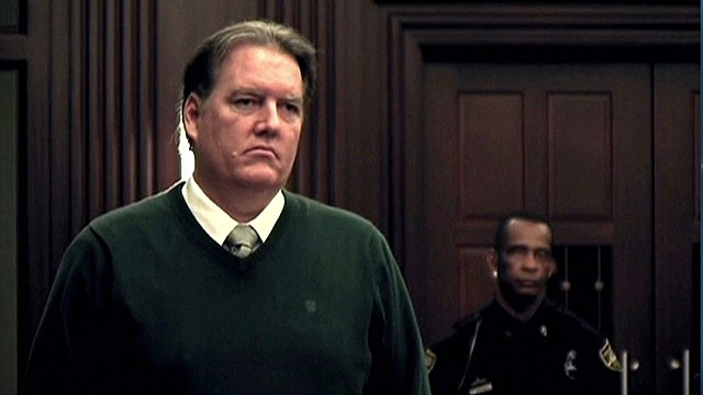 Michael Dunn takes the stand