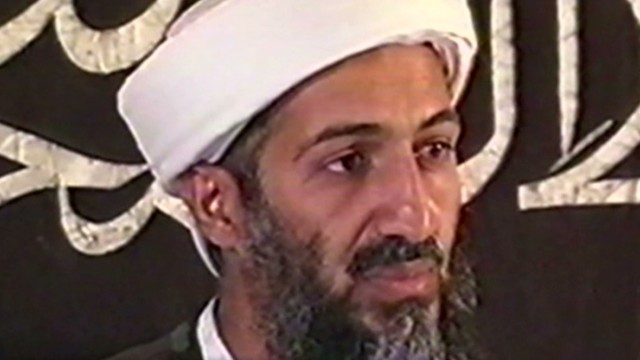 Admiral: Destroy Osama bin Laden photos