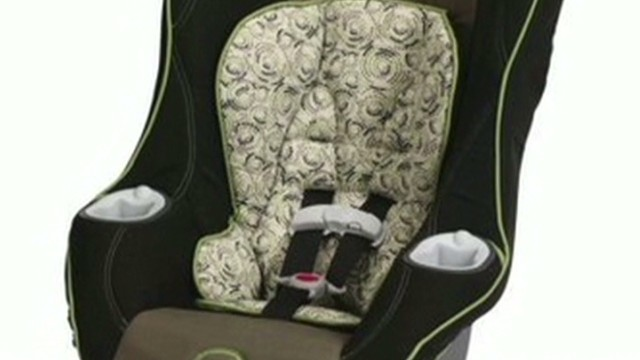 Massive recall for child seats