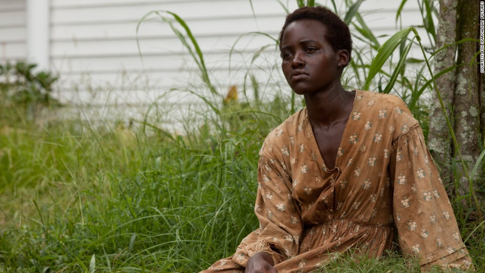 """12 Years A Slave"" was Nyong'o's first feature film."