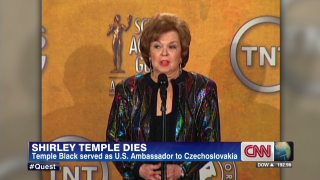 Shirley Temple: 'Not your typical ambassador'