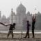 India Cricket Taj Mahal