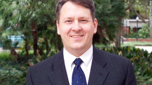 Theodore Kury