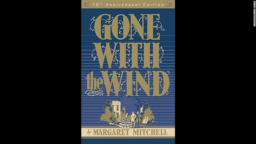 """Gone with the Wind"" by Margaret Mitchell"