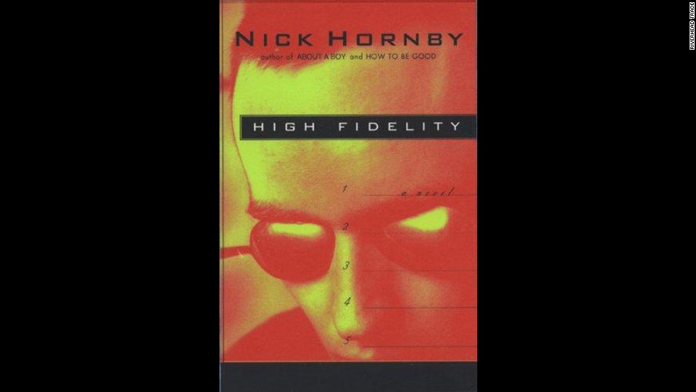 """High Fidelity"" by Nick Hornby"
