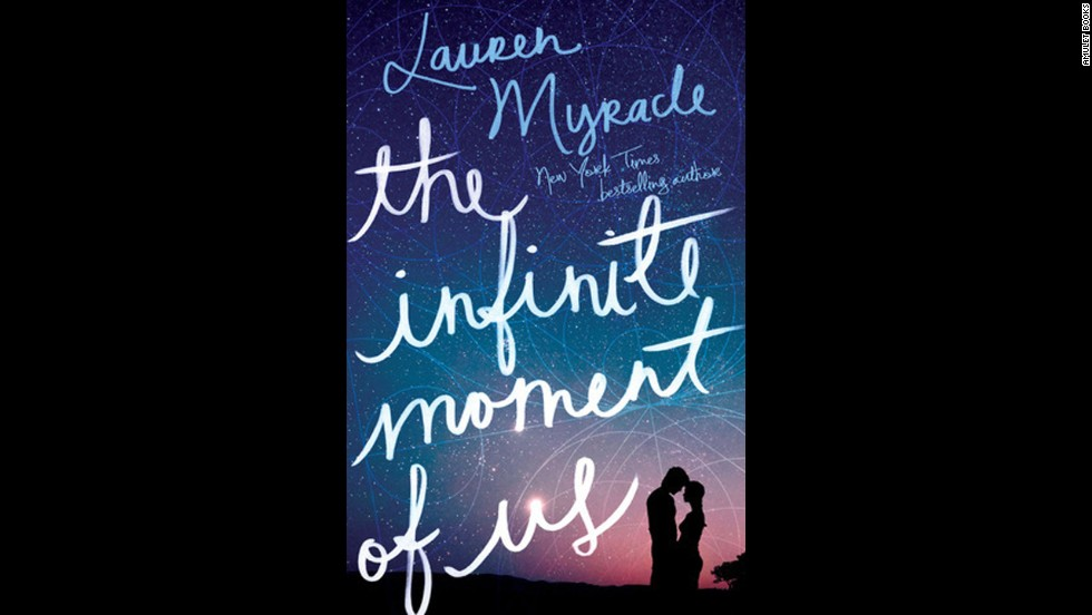 """Infinite Moment of Us"" by Lauren Myracle"
