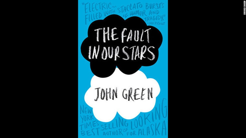 """The Fault in Our Stars"" by John Green"