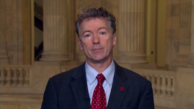 Rand Paul: U.S. needs spending restraint