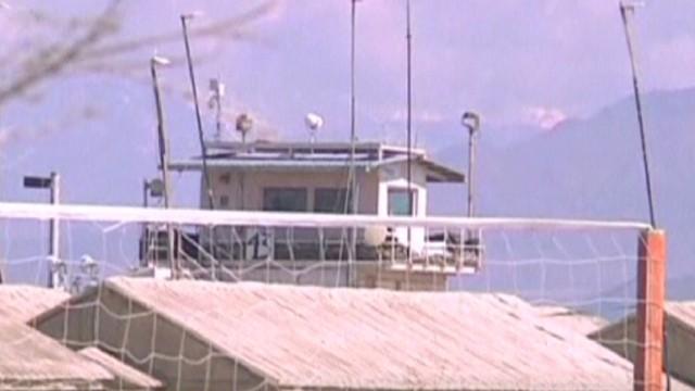 Veteran 'appalled' at prisoner release