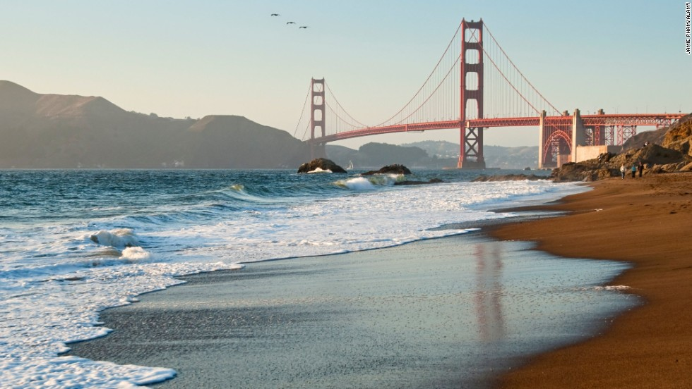 San Francisco welcomes lovers of every kind and wines and dines them well. And should you want more, cross the bay to explore its surrounding communities.