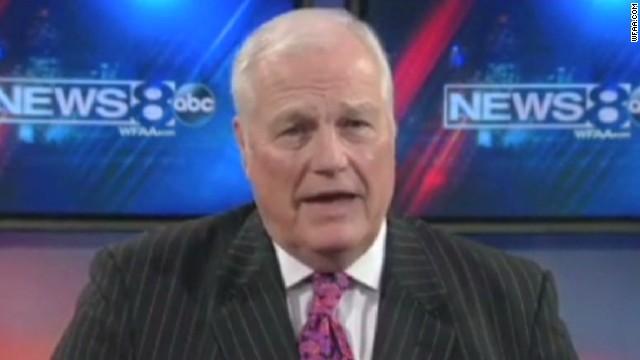 Sportscaster slams Michael Sam critics