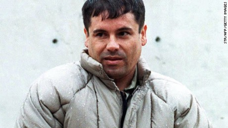 U.S. officials angered over Mexican drug lord's escape