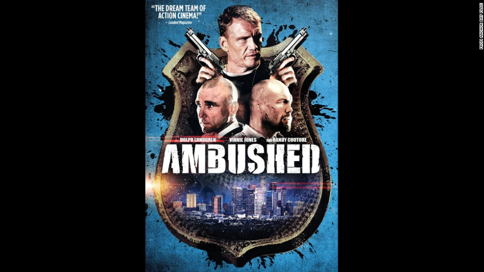 "In the movie <strong>""Ambushed,""</strong> Los Angeles is the scene for an international cocaine-smuggling ring. When a detective goes undercover to bust it, he finds himself in too deep. (Available February 15.)"