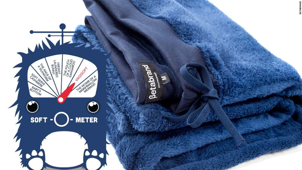 "These are the Betabrand Vajamas which the company notes as being ""Vagisoft"" on the Soft-o-Meter. Yes, you read that correctly. Vagisoft. How soft are they? Well ..."