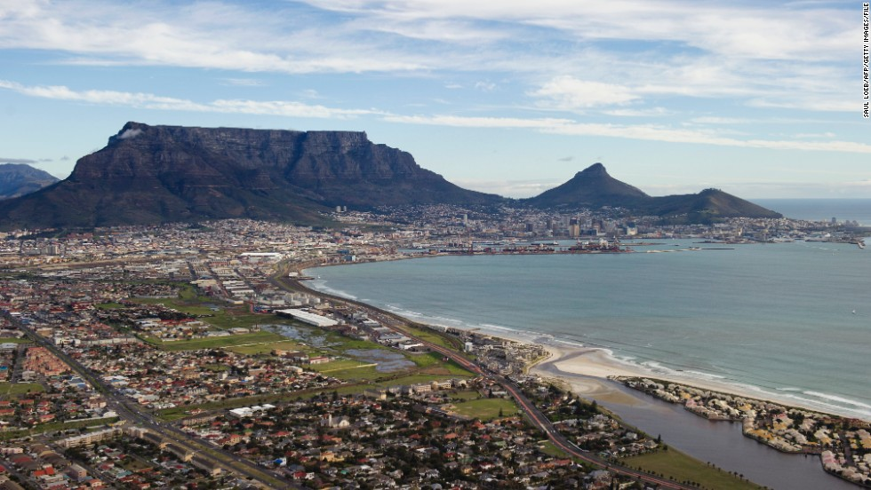 Sun. Wine. Food. Penguins. Cape Town, Africa's most gay-friendly city, attracts LBGT vacationers from across the continent and beyond.