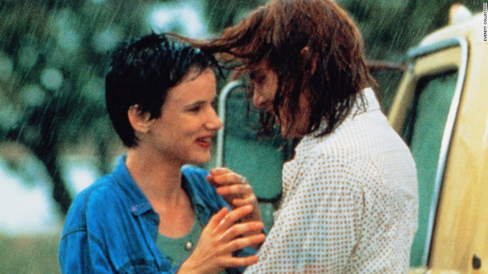 "After his relationship with Ryder wrapped, Depp was rumored to have a short-lived fling with his ""What's Eating Gilbert Grape"" co-star Juliette Lewis, whose own engagement with Brad Pitt broke off in 1993."