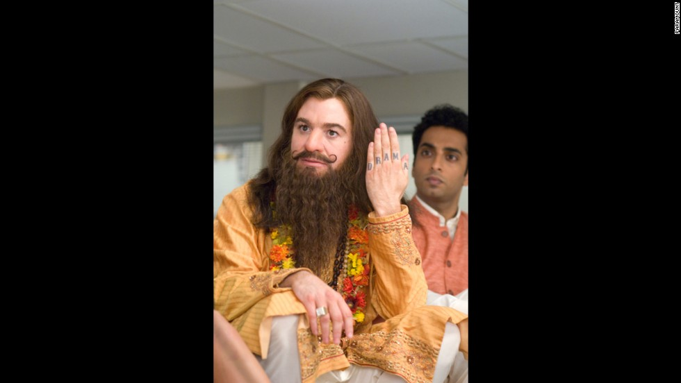 "Poor Mike Myers. The Razzies showed no love for ""The Love Guru"" in 2009."