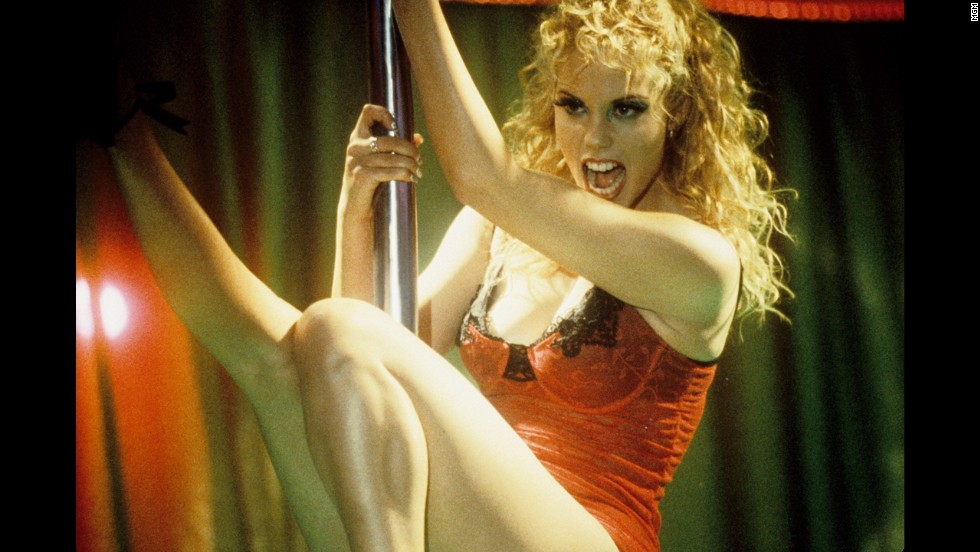 "Can a bomb become a classic? It seems like ""Showgirls"" can do anything, including win the 1996 Razzie for worst picture."