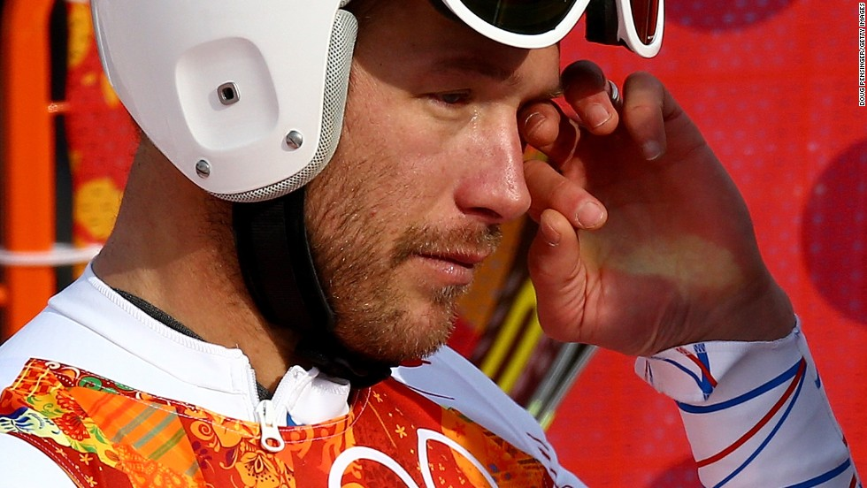 However, compatriot Bode Miller's Olympic career is likely over after the 36-year-old -- who shared bronze in the super-G -- pulled out of Saturday's slalom due to a knee problem. He was 20th in the giant slalom.