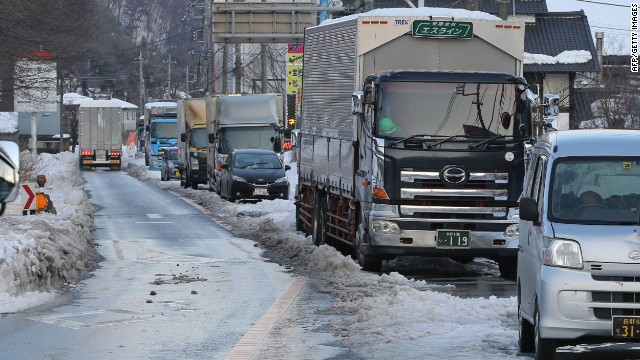 Deadly record snowfall slams Japan