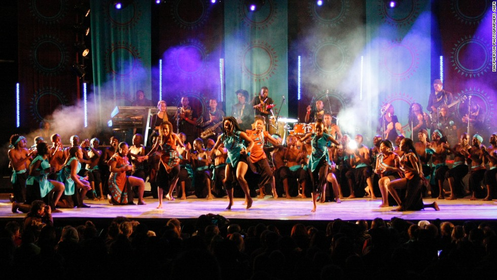 Harare International Festival of the Arts (HIFA) is a six-day event that showcases the very best of local and international culture to celebrate the healing and constructive capacity of the arts.