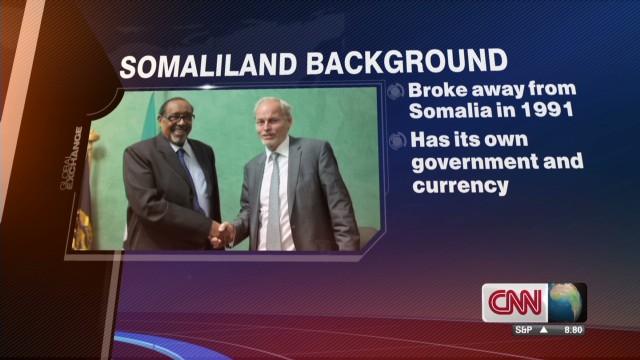 Somalliland Bankground