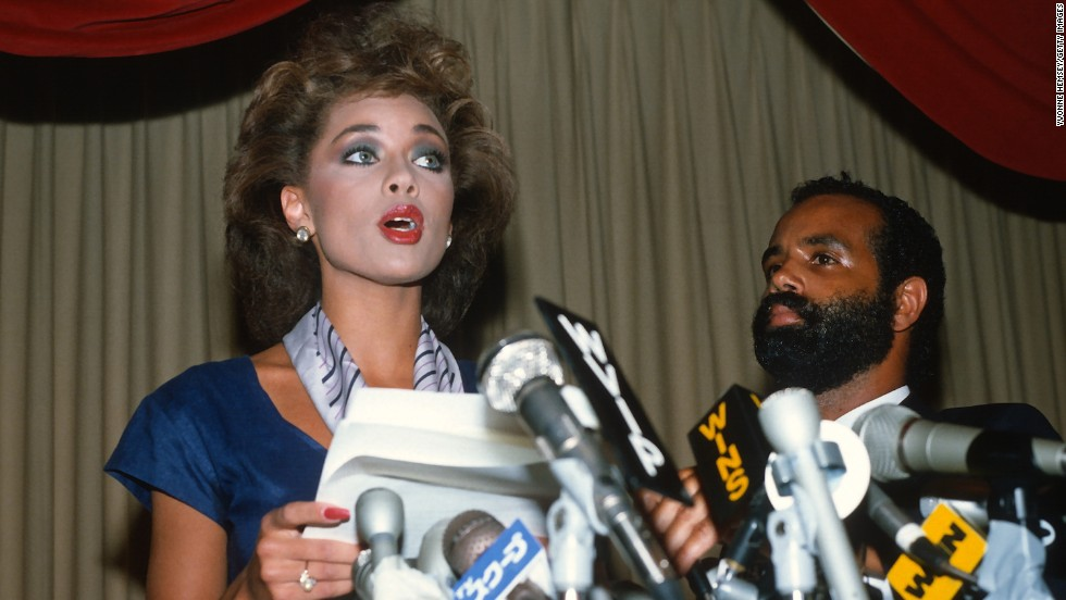 "Vanessa Williams has enjoyed her career as an actress in the past few years, starring in ""Ugly Betty"" and ""666 Park Avenue."" Things were less successful for her in July 1984 when she had to resign her Miss America title after nude photographs of her and another woman surfaced."