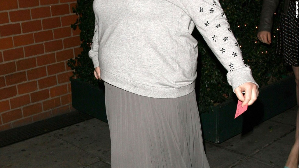 "Rebel Wilson looks like she's having a ""Super Fun Night"" in Los Angeles on February 16."