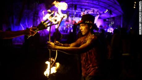 Bushfire Festival