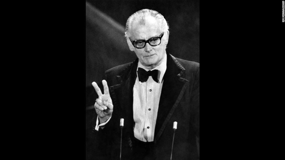 """For Art Carney, there were two phrases that helped him secure the best actor Oscar for """"Harry and Tonto."""" """"Do it! You are old,"""" words of wisdom that came from his agent."""