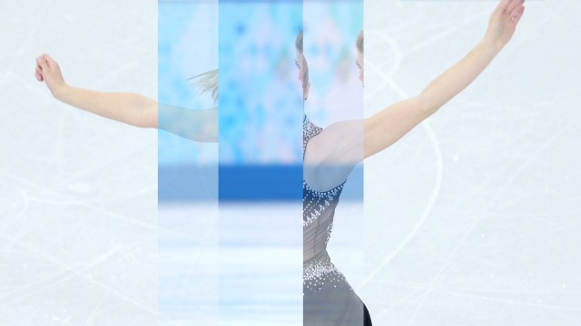 Rachel Nichols interviews Ashley Wagner