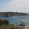 Lampedusa Marrapodi Harbor statue