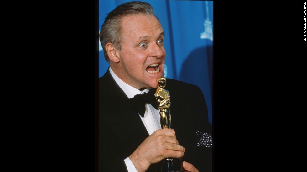"Anthony Hopkins absolutely killed as Hannibal Lecter in ""The Silence of the Lambs,"" so it wasn't surprising that he secured the best actor Oscar for the role."