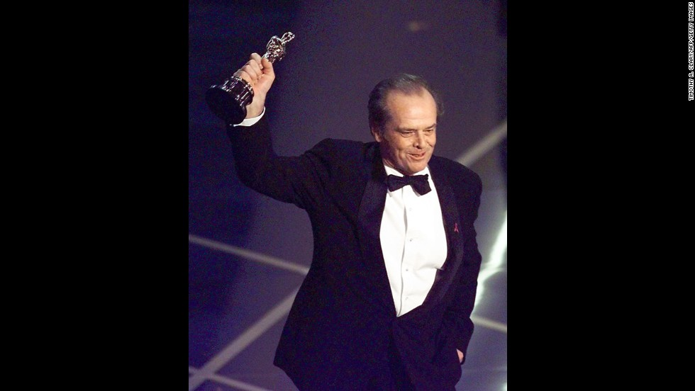 "By now, everyone knew what a powerhouse Jack Nicholson was, but he reminded moviegoers again with ""As Good as It Gets,"" picking up yet another best actor Oscar."