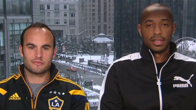 Donovan, Henry predict Champions League