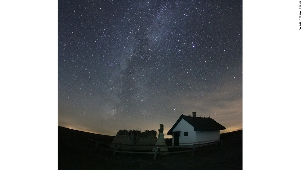 Pristine night skies were a perk and a necessity for Hortobágy's traditional shepherds in Hungary. Early 20th-century shepherds relied heavily on knowledge of stars and constellations for livelihood and cultural reasons.
