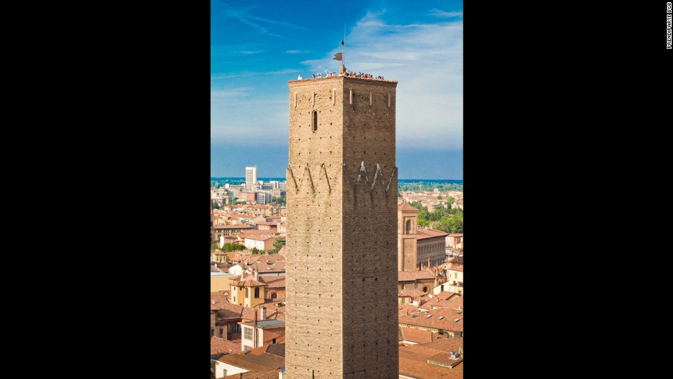 Visitors don't just book a room at Bologna's Prendiparte B&B; they get the entire tower. Stay in the three-floor suite and explore nine more levels, including a 17th-century prison.