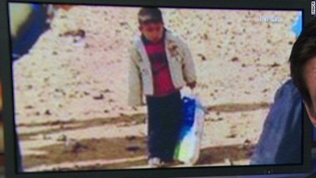 erin weir syria boy in desert picture _00012108.jpg