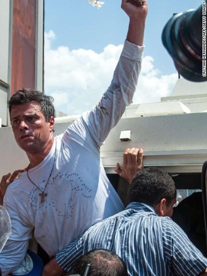 Leopoldo López Fast Facts